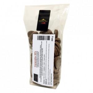 Caramélia 36% chocolat au lait de couverture Création Gourmande fèves 200 g