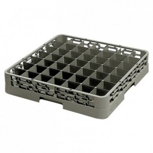 49-compartment glass tray 65 x 65 x 100 mm