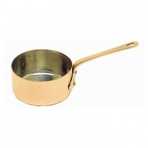 Casserole Elegance cuivre/inox Ø 160 mm