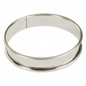 Tart ring tin H20 mm Ø280 mm