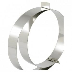 Cercle extensible à mousse de Ø 180 mm à Ø 360 mm