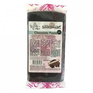 Chocolat plastique noir 300 g