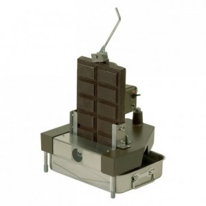 Electrical chocolate flaking machine, 230 V 100 W