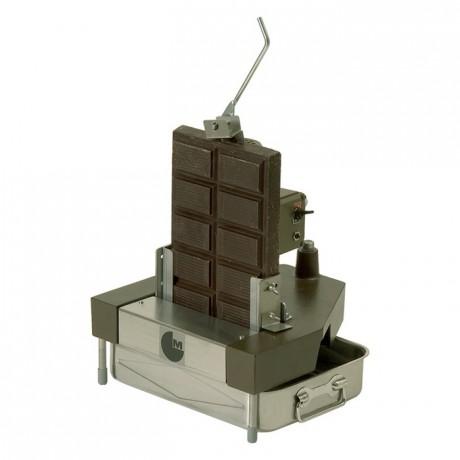 Electrical chocolate flaking machine, 230 V 100 W