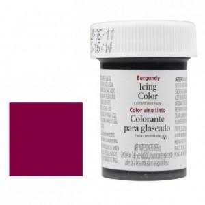 Wilton EU Icing Color Burgundy 28g