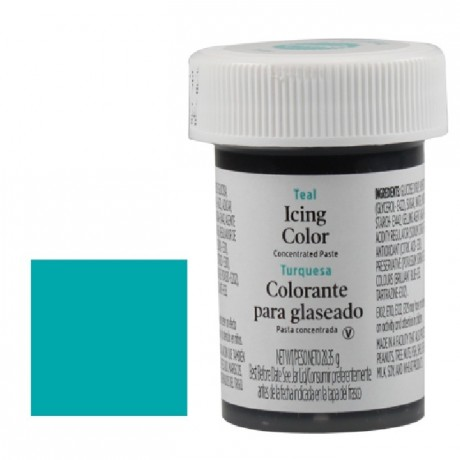 Wilton - Wilton EU Icing Color Teal 28g