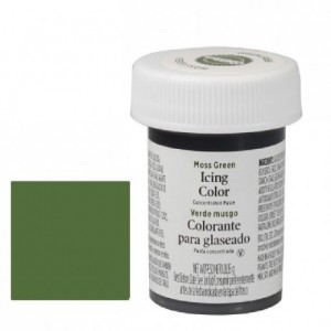 Wilton EU Icing Color Moss Green 28g