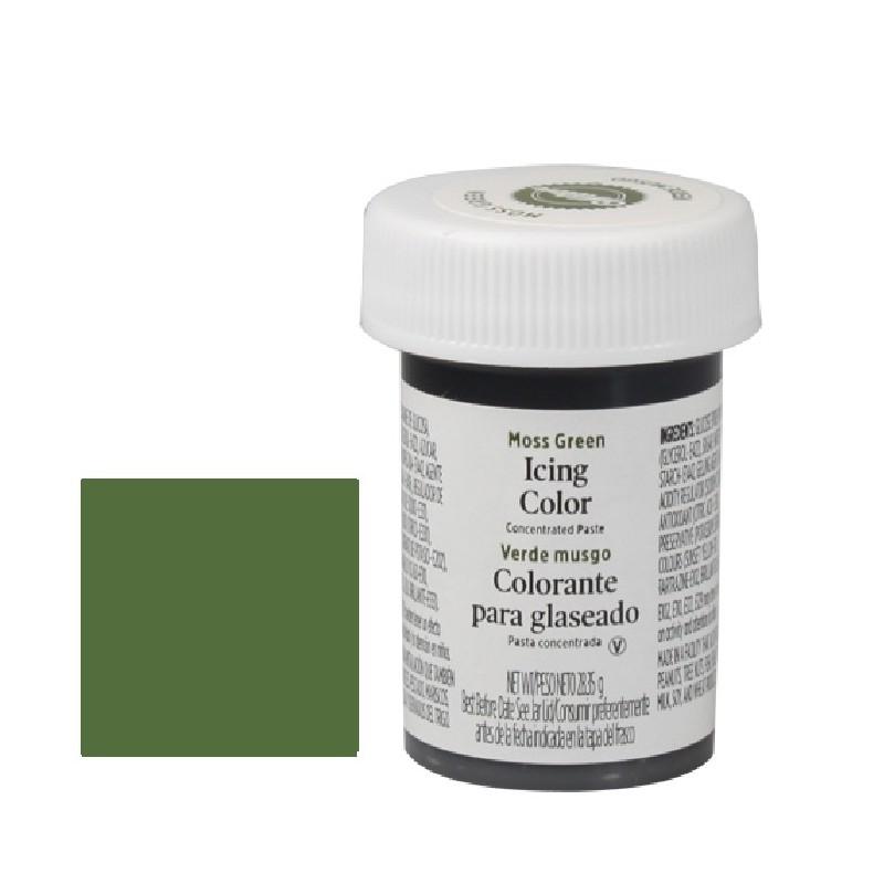 colorant alimentaire en gel wilton vert pelouse 28 g - Colorant Alimentaire Vert