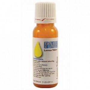 Colorant alimentaire naturel PME jaune citron 25 g