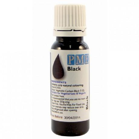 Colorant alimentaire naturel PME noir 25 g