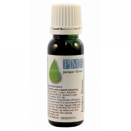 Colorant alimentaire naturel PME vert genévrier 25 g
