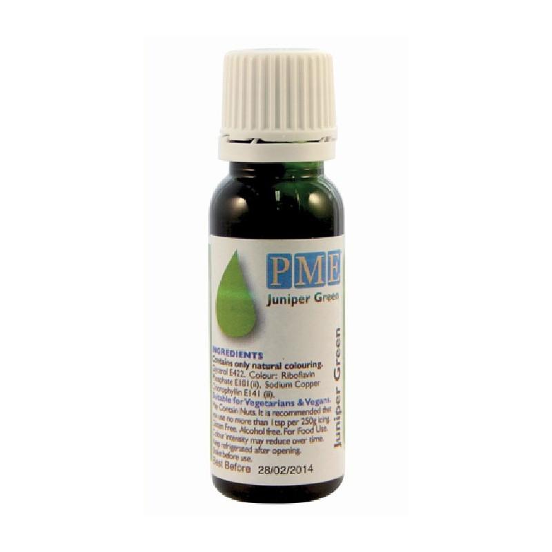 colorant alimentaire naturel pme vert genvrier 25 g - Colorant Alimentaire Naturel Vert