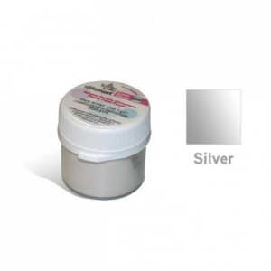 Color decor pearled silver 5 g