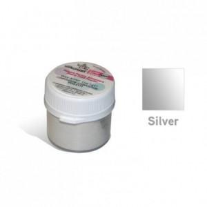 Colorant poudre perlé argent 5 g