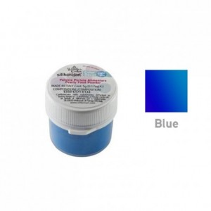 Color decor pearled blue 5 g