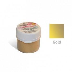 Colorant poudre perlé or 5 g