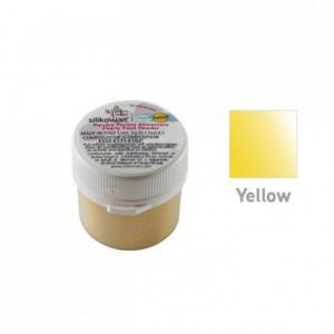 Colorant poudre perlé jaune 5 g