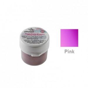Colorant poudre perlé rose 5 g