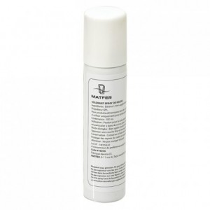 Colorant spray argent nacré 100 mL