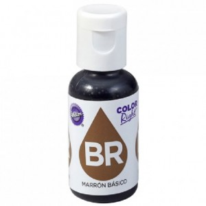 Wilton Color Right Food Color Brown 19ml