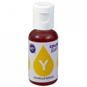 Color Right Wilton Yellow 19 mL