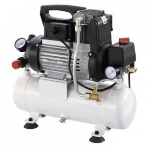 Oil free 9-bar compressor 50 Hz