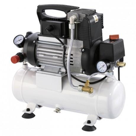 Oil free 9-bar compressor 50 Hz
