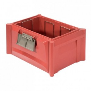 Insulated box top opening Sherpa DP2 with basket
