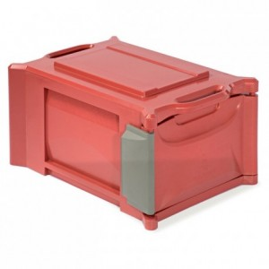 Sherpa F2 insulated box GN 1/1 front opening