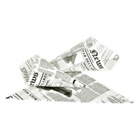 "Cone printed ""News"" 350 g (1000 pcs)"