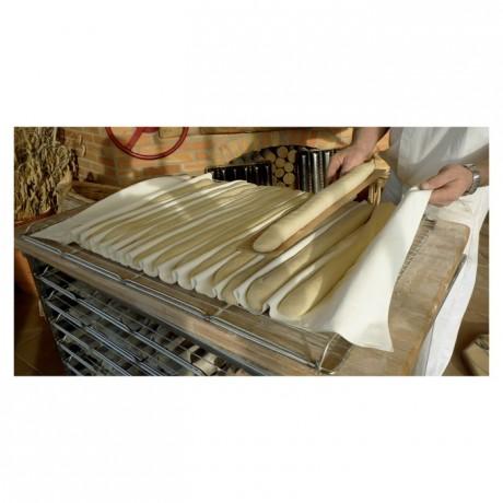 Dough fermentation hemmed linen 700 mm x 2.3 m (pack of 10)