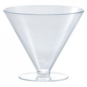 Coupe dessert Conik 12,5 cL (lot de 100)