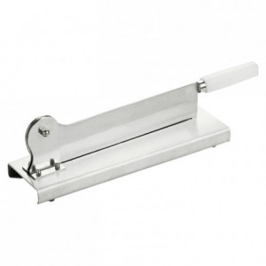 Bread slicer stainless steel