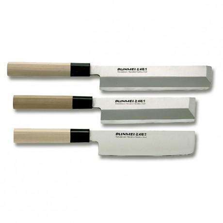 Couteau à légumes Yoshikin Bunmei Usuba L  225mm
