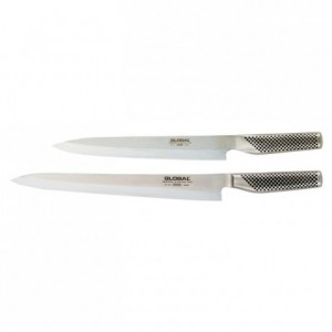 """Yanagi sashimi"" knife left-hand Global G11 G Serie L 250 mm"