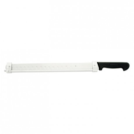 Adjustable slicing knife L 400 mm
