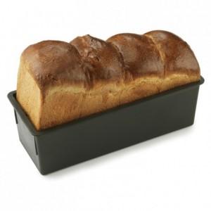 Couvercle à pain de mie inox L 290 mm