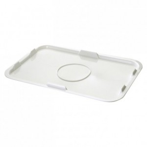 Lid for rectangular dough container ref 510535, 510536