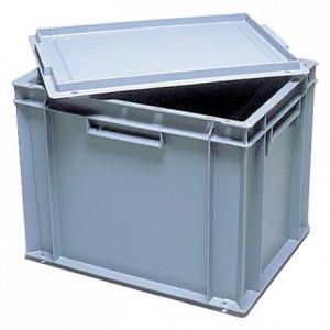 Couvercle pour bac à vaisselle norme Europe 400 x 300 mm