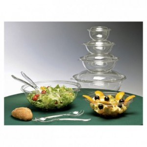 Lid for round salad bowl 150 cL (100 pcs)