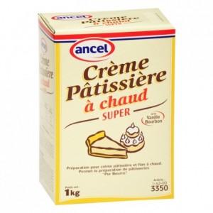 Crème pâtissière Super poudre à crème 1 kg