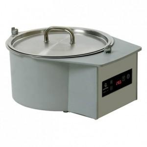 Cuve inox ronde pour Choco 10 12 L