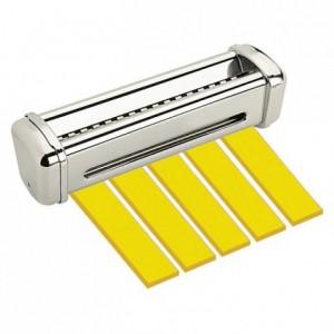 Cylindre pour machine à pâtes électronique et manuelle R220 n°4 fettucine