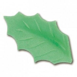 Edible holly leaf (500 pcs)