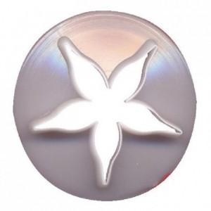 Découpoir FMM calice de rose 70 mm