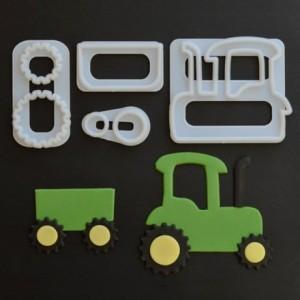 Découpoir FMM tracteur