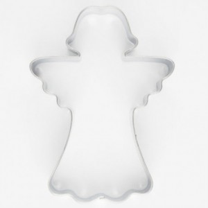 Cookie Cutter Angel 8 cm