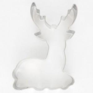 Cookie Cutter Deer 7 cm