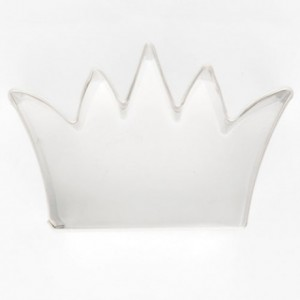 Cookie Cutter Crown 6 cm