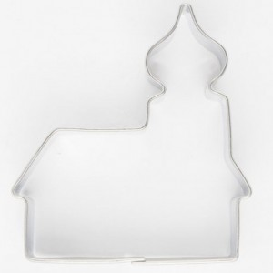 Cookie Cutter Church  5,5 cm
